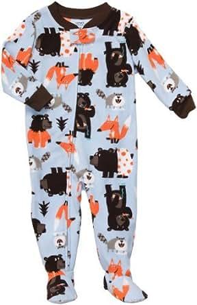 Amazon Com Carter S Footed Pajamas Blanket Sleeper 4t