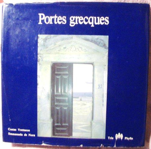 Greek Doors (Portes grecques)