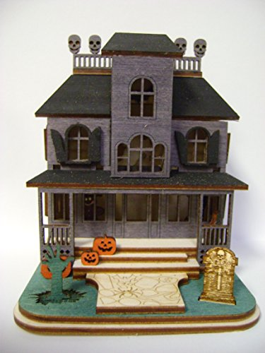 Ginger Cottages - Haunted Mansion GB102