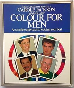 colour for men - Color Me Beautiful Book