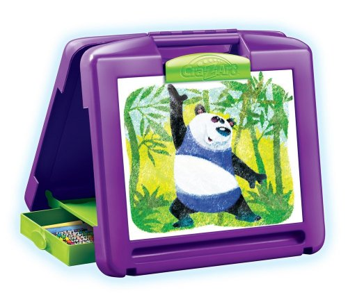 Colorful and Creative - Cra-Z-Art Ultimate 5-in-1 Activity Easel, over 200 Pieces # BCH005166A28-0714 - Cra-Z-Art, Always Creative