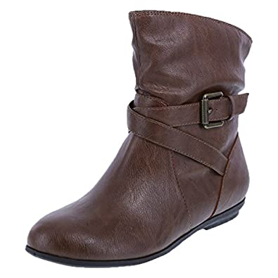 Amazon.com | Lower East Side Women's Meadows Ankle Boot