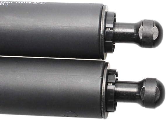Lot de 2 v/érins /à gaz pour vitres arri/ère Cayenne 955 9PA SUV 2002-2010 95551252800