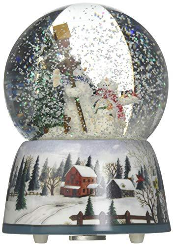 Musicbox Kingdom Musicbox Kingdom-56048 Snow Globe