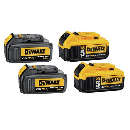 Dewalt DCB3054 20V MAX Li-Ion Battery Pk - 4pk by DEWALT