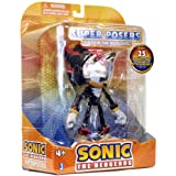 "Sonic the Hedgehog: Shadow the Hedgehog 6"" Super Posers Action Figure"