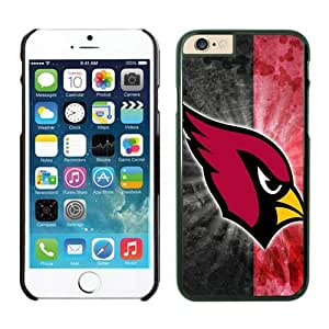 Arizona Cardinals iPhone 6 Cases 24 Black 4.7 inches67592_53133-iPhone 6 Case - Anti-Scratch Hard Case for Iphone 6 4.7(inch),Case for for iPhone 6 Verizon wangjiang maoyi