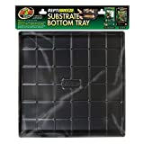 """Zoo Med NT11T Substrate Bottom Tray 16x16x2"""" for NT-10/11/15"""