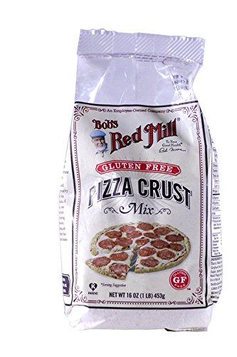 (Bob's Red Mill Gluten Free Pizza Crust Mix - 16 oz - 2 Pack)