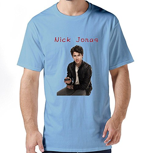 Men Holidays Rational Fit Nick Jonas T Shirt Size L Color KellyGreen