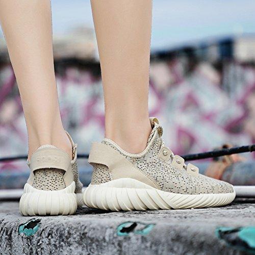 Schuhe Turnschuhe Sportschuhe Braun Laufschuhe TORISKY Leichtathletik Damen Sneaker Herren wwxYX