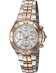 Technomarine Womens Sea Pearl Quartz Stainless Steel Casual Watch (Model: TM-715002)