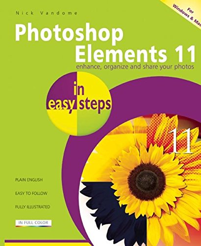Photoshop Elements 11 in easy steps (Photoshop Elements 11)