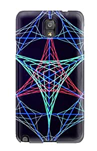 Andrew Cardin's Shop 5489296K59578298 New Style String Art Premium Tpu Cover Case For Galaxy Note 3