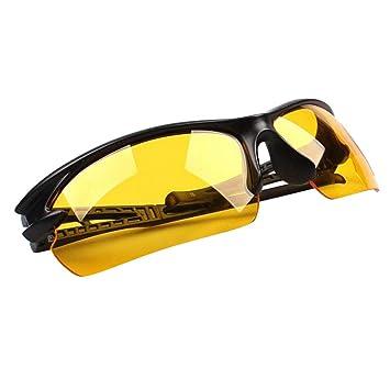 SMILEQ Gafas de Sol Unisex Bicicleta Running Conducción ...