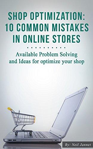 Shop Optimization: 10 Common Mistakes In Online - Shop Coach Online