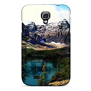 High-quality Durable Protection Case For Galaxy S4(outsting Nature Lscape Hdr)