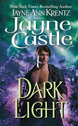 Dark Light (Ghost Hunters, Book 5) (Harmony) ()