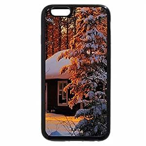 iPhone 6S Plus Case, iPhone 6 Plus Case, Loghut in Winter