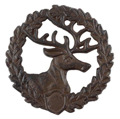 cast iron deer - 6