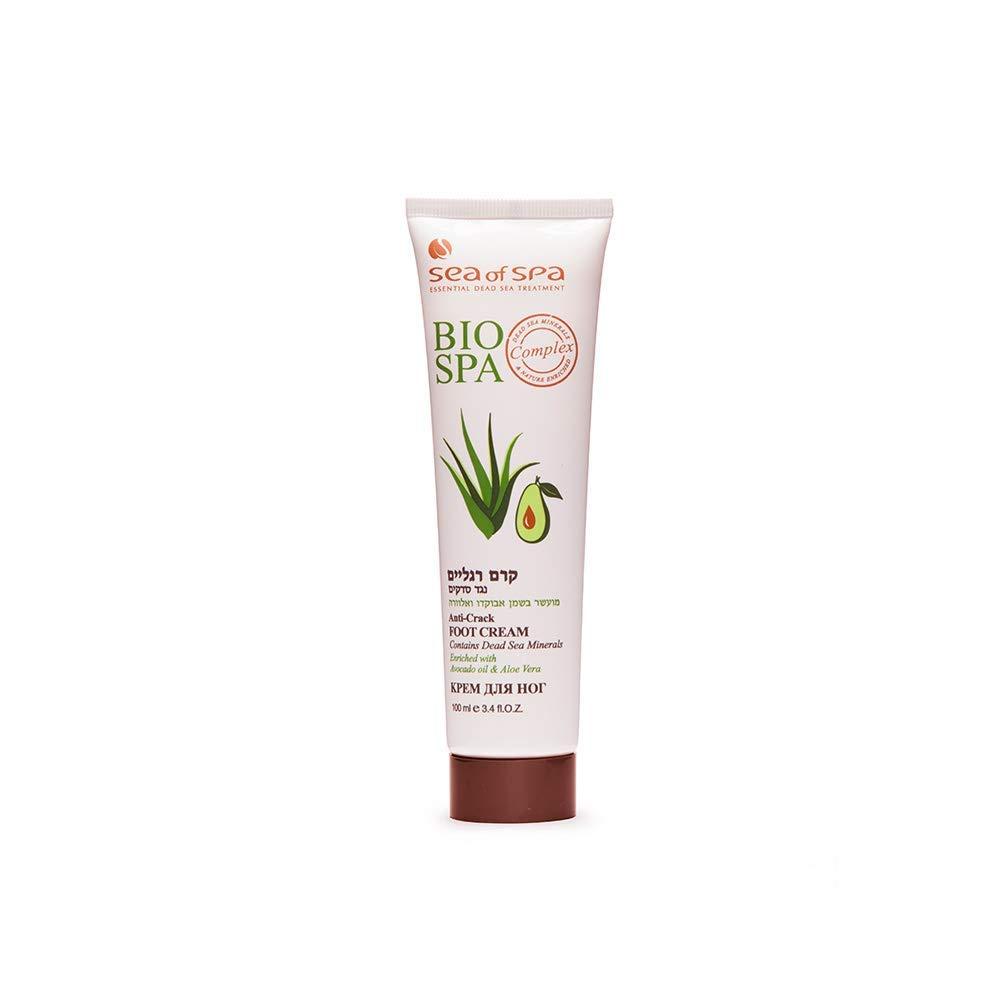 Sea of Spa Foot Cream With Avocado Oil , Aloe Vera