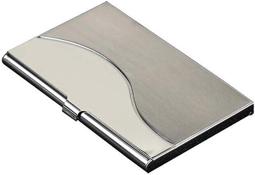 SailorMJY Caja Cigarrillo, Pitillera Cigarrillos el Estuche de Cigarrillos Ultrafino de Metal es pequeño y portátil fácil de Poner en el Bolsillo (Puede acomodar 10 Humos Finos Regulares): Amazon.es: Hogar
