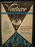 img - for Venture Science Fiction Magazine, August 1969 (Vol. 3, No. 2) book / textbook / text book
