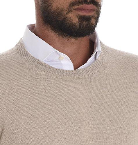 ... Eleventy Herren 979MA3092MAG2200202 Beige Kaschmir Sweater ...