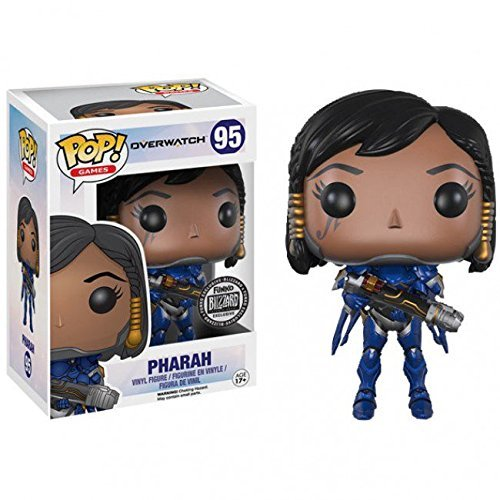 Funko POP! Games Pharah Overwatch Blizzard Exclusive #95 Vin