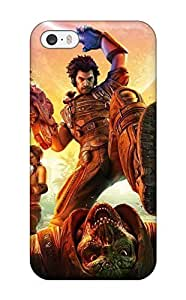 NKGcrEw6244yndJe Anti-scratch Case Cover CaseyKBrown Protective Bulletstorm 2011 Game Case For Iphone 5/5s by ruishername