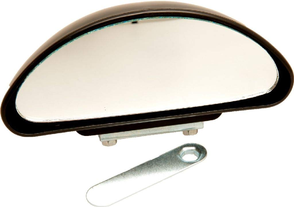 Auxilary Wide-Angle Side-View Mirror (Medium) Hercules JRP Inc. HER01205