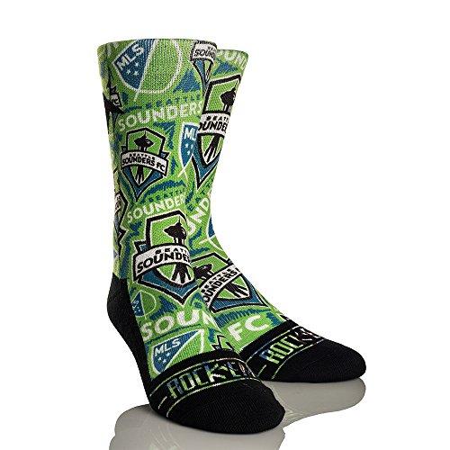 mls-seattle-sounders-fc-logo-sketch-custom-athletic-crew-socks-large-x-large-green