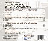 Cello Concertos Nos 1 & 2 / Sinfonia Concertante