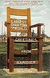 Chair City Largest chair in the world Gardner Massachusetts Postcard