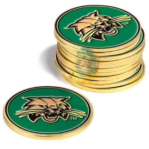 - Ohio Bobcats Golf Ball Markers (4 Pack)