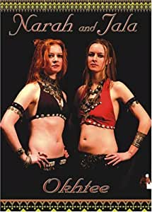 Okhtee ~ A Belly Dance Performance DVD by Narah and her sister Jala