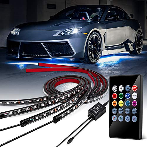 car led lights underbody - 8