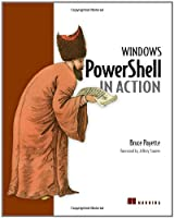 Windows Powershell in Action Front Cover