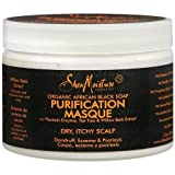 Shea Moisture African Black Soap Purification Hair Masque