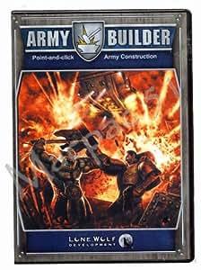 Army Builder Program V 3.0 Software CD