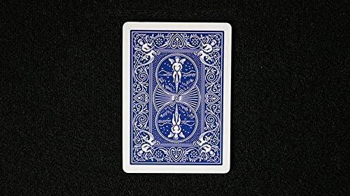 Blue Club 3 1//2 Trick Murphys Magic Three and a Half Bicycle Rider Back