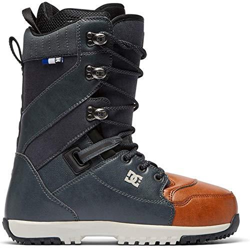 DC Mutiny Snowboard Boots Dark Shadow Mens Sz ()