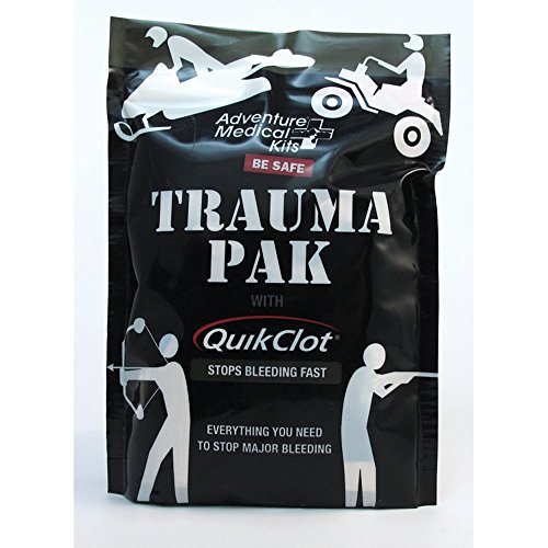 Trauma Pak W/Quikclot Adventure Medical 2064-0292 by Adventure Medical Kits