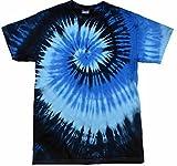 Colortone Tie Dye T-Shirt 2X Blue Ocean