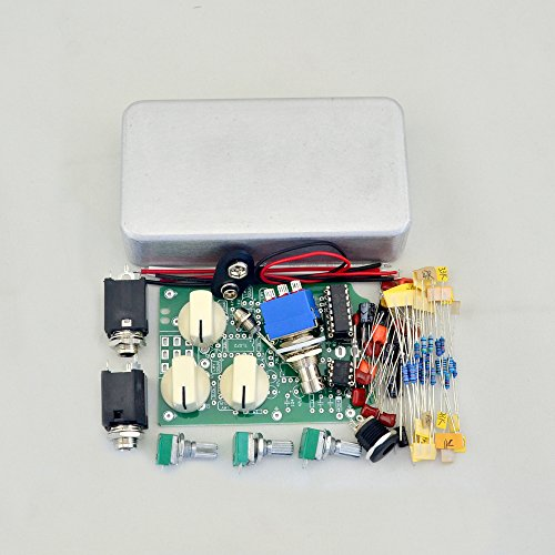 DIY Delay-1 Guitar Pedal Kits With PT2399 And 1590B