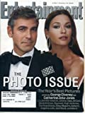 Entertainment Weekly October 10, 2003 George Clooney & Catherine Zeta-Jones Cover, The Photo Issue with Johnny Depp, Nicole Kidman, Jennifer Aniston, LOTS more