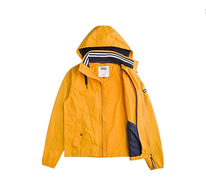 Tommy Jeans TJM Essential Hooded Jacket, Chaqueta para ...