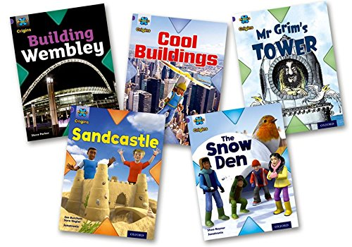 Project X Origins: Purple Book Band, Oxford Level 8: Buildings: Mixed Pack of 5 pdf