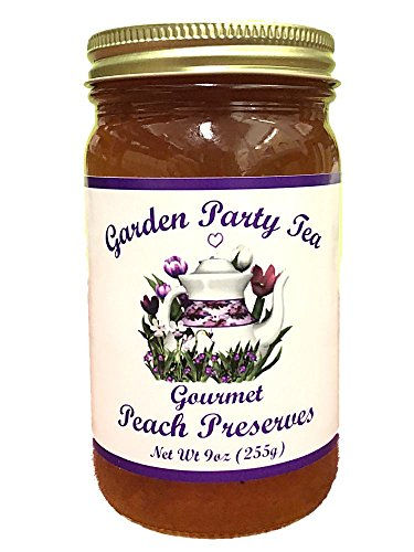 Gourmet Peach Preserves 9oz ()