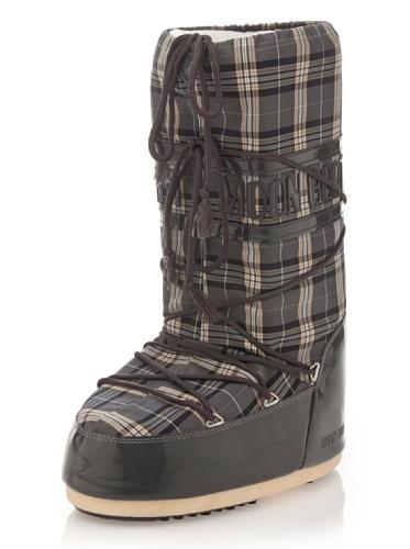 Moon Boot Botas de invierno  Gris / Negro EU 42-44